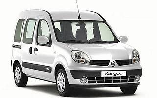 Renault Kangoo pasajeros