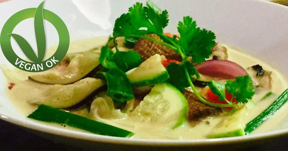 Vegetariano al Curry