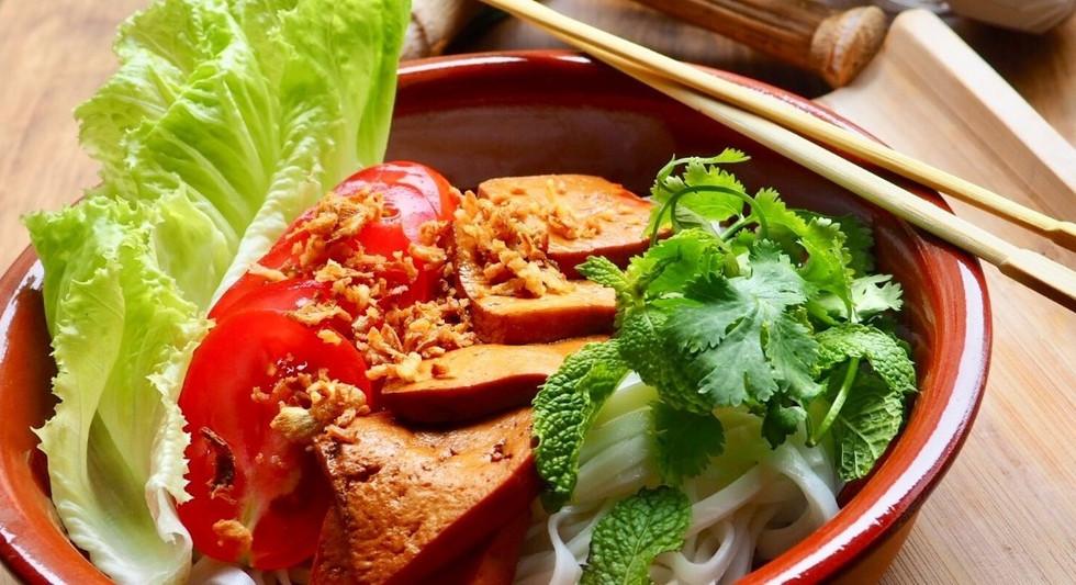 Noodles Vegetariano