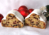 Pecan and Cranberry Stollen - Tanunda Ba