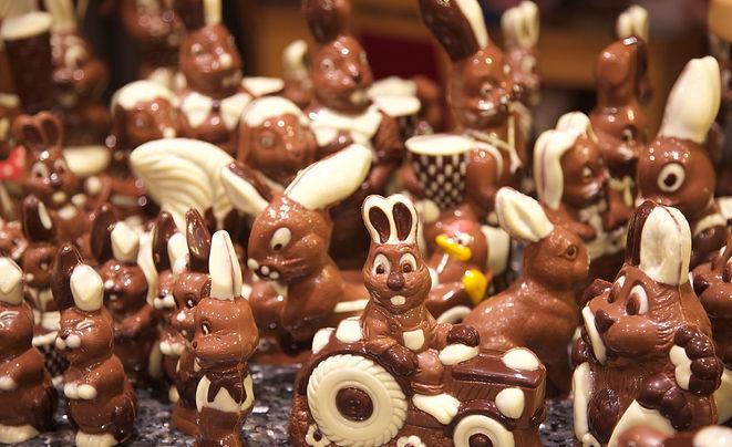 Choclate Rabbit Tanunda Bakery jpg