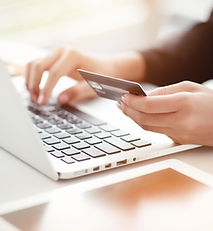 shopping and online payment by using not