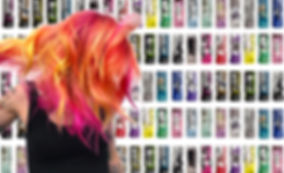 David Thurston Pulp Riot Hair Color