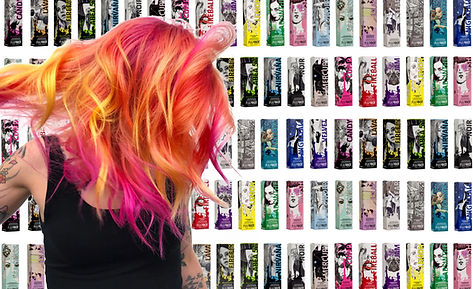 David Thurston Pulp Riot Hair Color