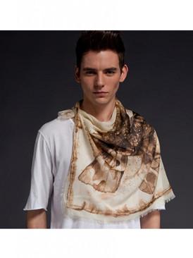 moth scarf