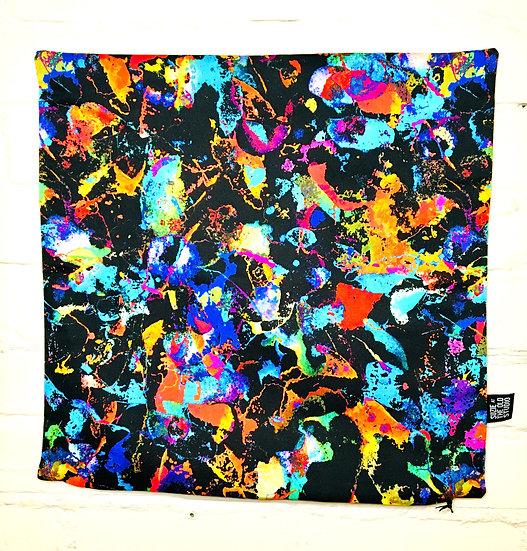 Flame Confetti Cushion Cover