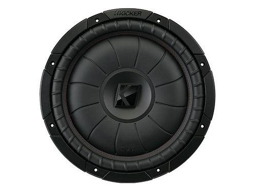"KICKER 43CVT122 400W RMS 12"" CompVT Dual 2-Ohm Car Subwoofer Car Audio Sub"
