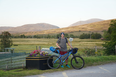 Is bikerafting the perfect truly Scottish adventure? My first attempt and what I learnt...