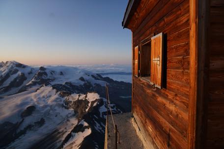 The Matterhorn Traverse