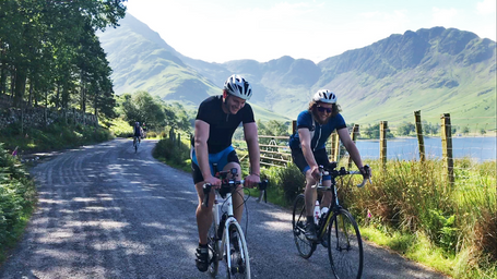 Fred Whitton Cycle Challenge