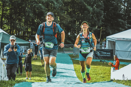 Diving in at the deep end: Aaron recounts his first triathlon- the Evergreen 228 Alpine Ironman