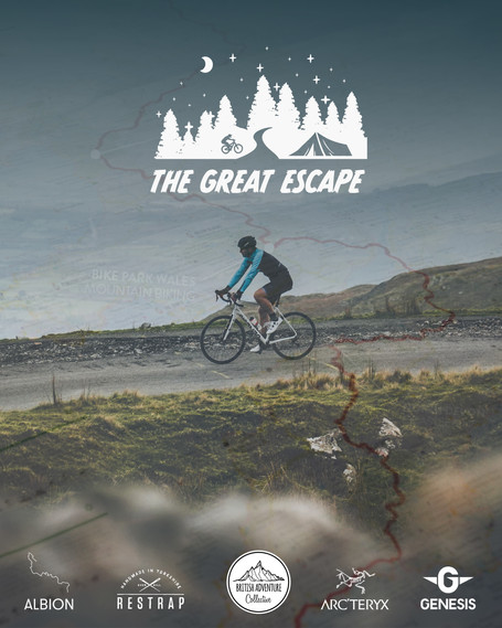 The Great Escape Part 1: The ultimate British adventure from the Scilly Isles to Cardiff Hospital