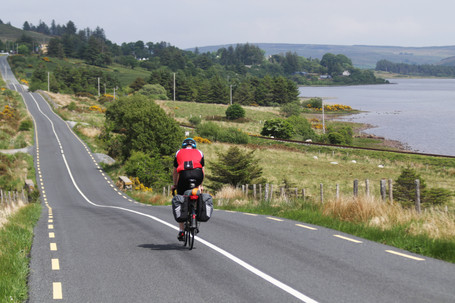Cycling the North of the Emerald Isle: C2C2C