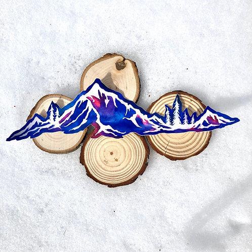 Mount Borah, CO