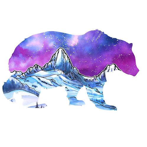 Bear Tetons