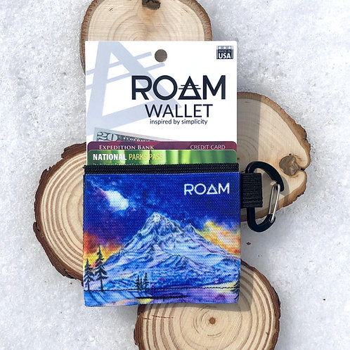 Mount Hood ROAM wallet