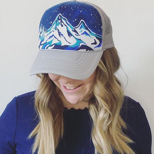 Winter Breeze Trucker Hat