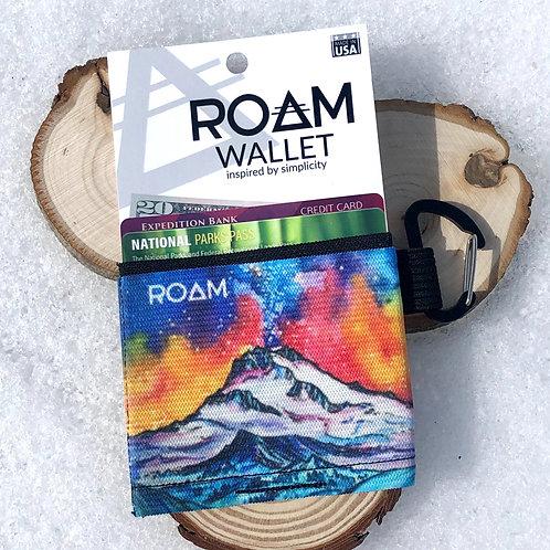 Colorful Dawn ROAM wallet