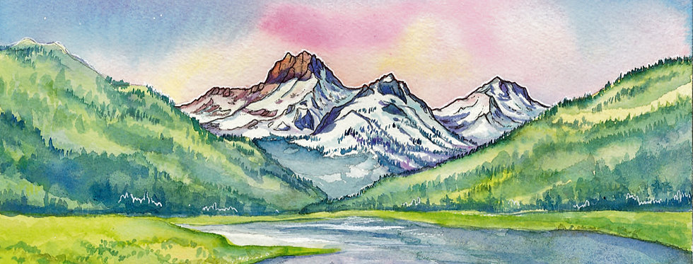 The colorful Uintas