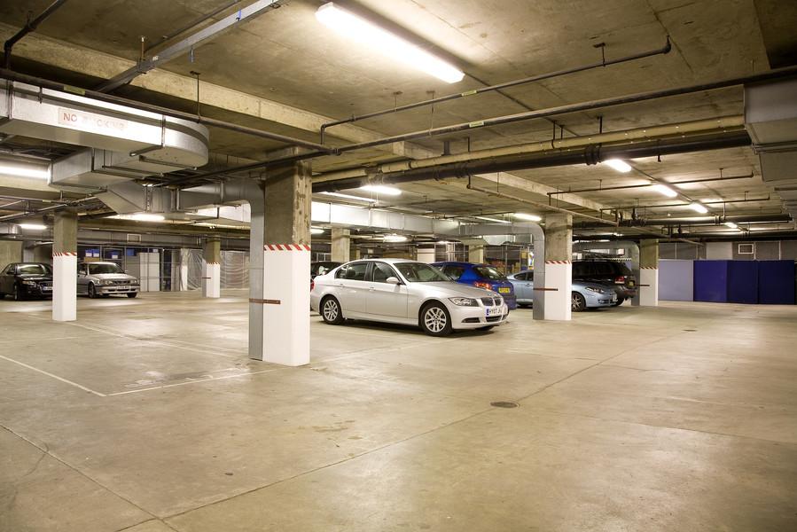 Tuition House Underground Car Park