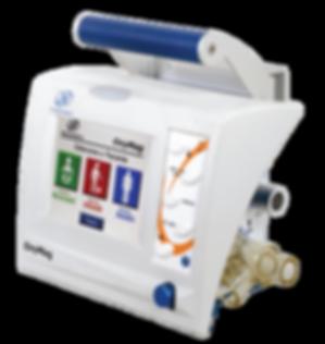 OxyMag - Ventilador Pulmonar de Transporte e emergência mais vendido do mercado