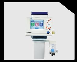 OxyMag - Ventilador de transporte e emergência mas vendido do mercado.