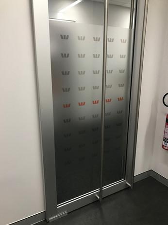Westpac Torrensville - Staff Room Door.J