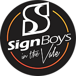 SignBoys - Circular Decals blACK 10-18.p