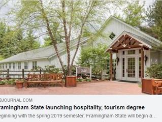 Framingham State launching hospitality, tourism degree
