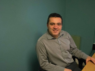 Gatepost Interview John Palabiyik Marketing and hospitality professor