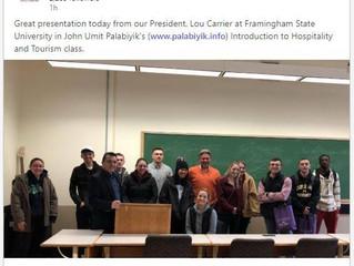 Lou Carrier, President, Distinctive Hospitality Group (DHG)