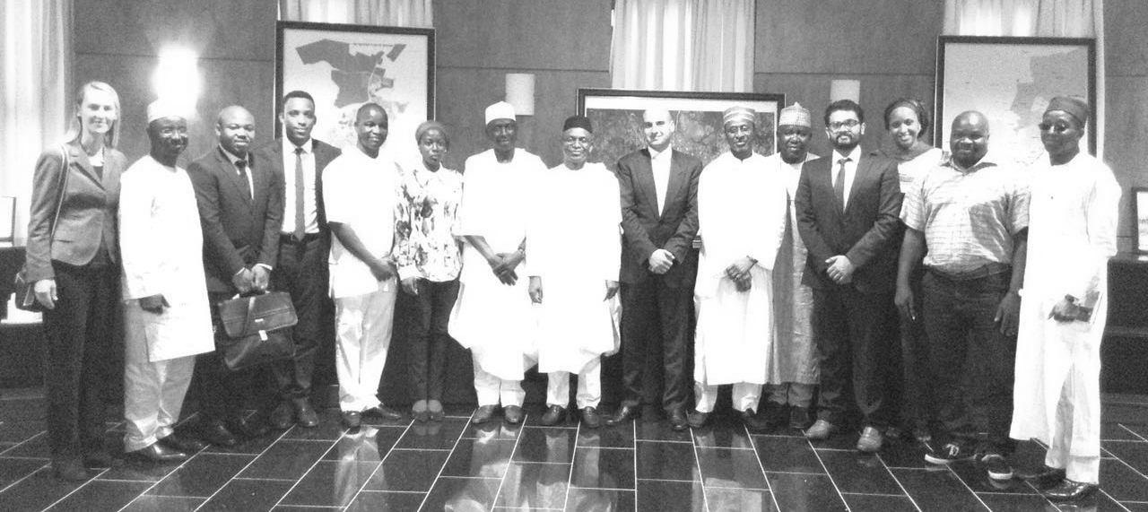 Kaduna State Supports ABIBA Project