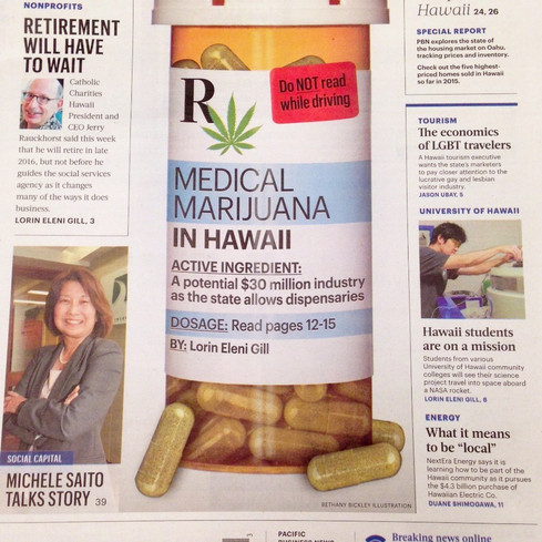 """""""Medical Marijuana: New industry could lead to a pot of gold"""""""