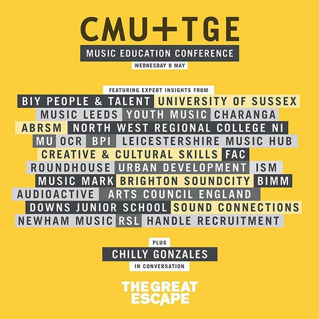 TGE Education Conference 2019