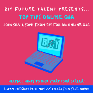 Top Tips Q&A with BIY People & Talent