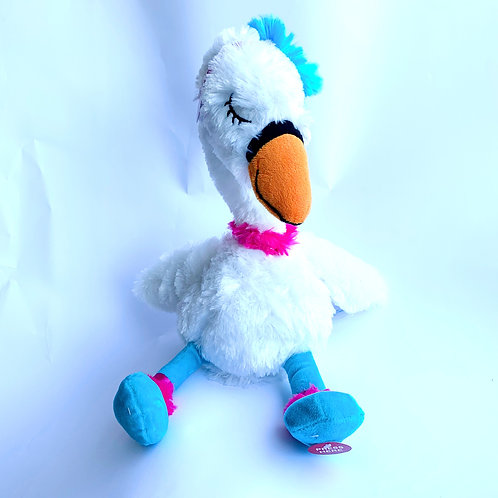 Fun Times Frannie Animated Stuffed Animal Plush