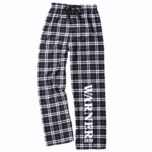 Boxercraft Black Flannel Pants With Pockets