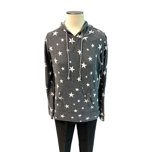 Star Pullover Hoodie