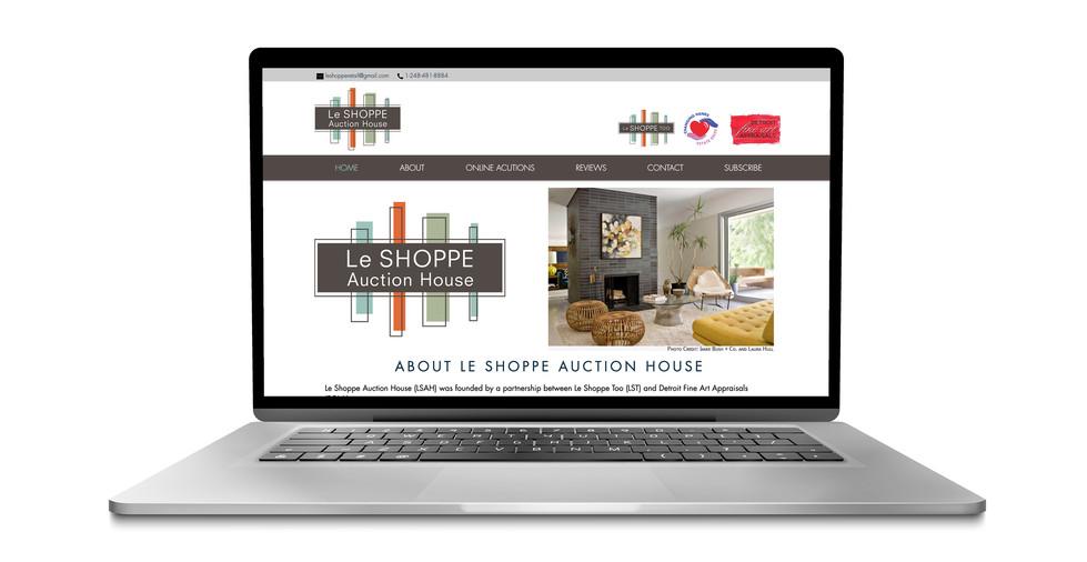 Le Shoppe Auction