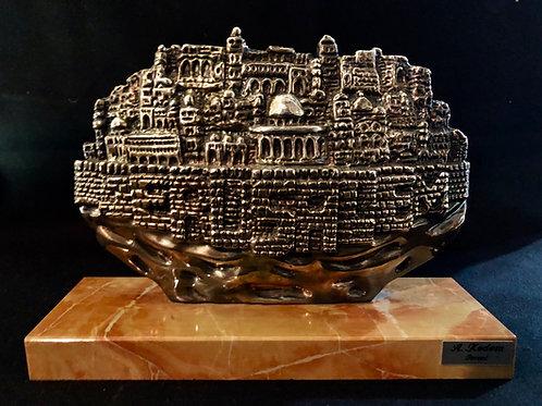 Silver 925 and Jerusalem Stone - Jerusalem
