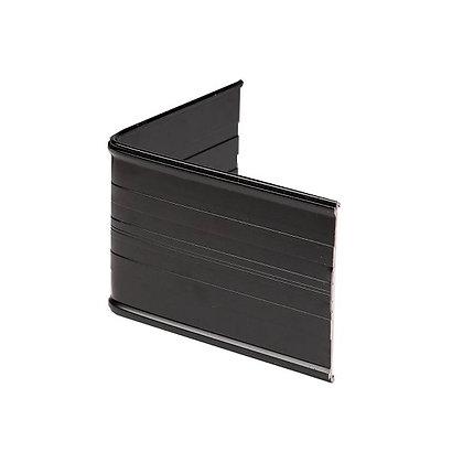Black Aluminum Edging 8'