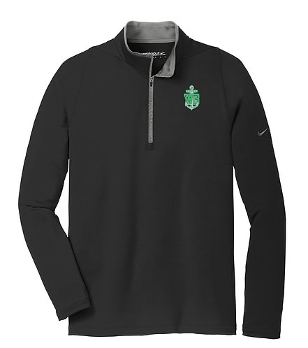 Mens Lightweight Quarter-Zip Pullover