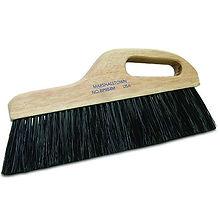 Finishing 1-2 Black Poly Broom Medium BP