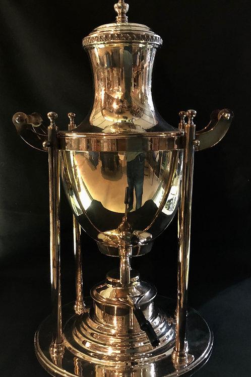 Vintage Sterling Silver Chafer Urn