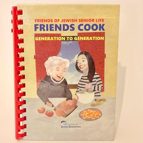FRIENDS of JSL Cookbook