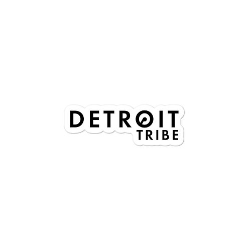Detroit Tribe stickers