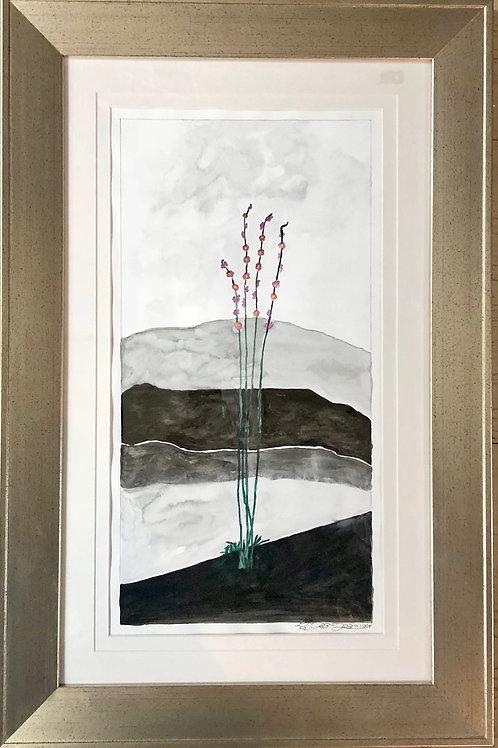 Desert Flower - Morris Dahan