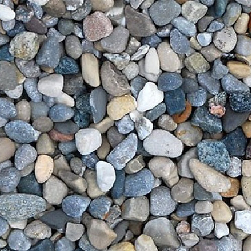 6ac Gravel / 10a Stone / Float Stone