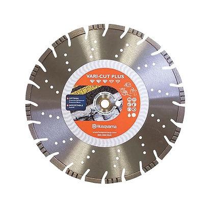"Diamond Asphalt/Concrete Reinforced Blade 16"" Vari Cut Plus"