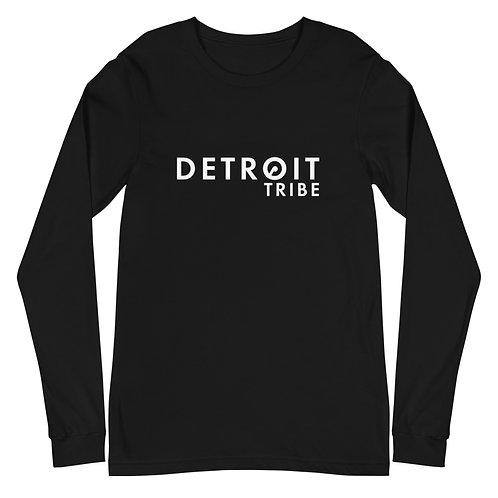 Detroit Tribe Unisex Long Sleeve Tee